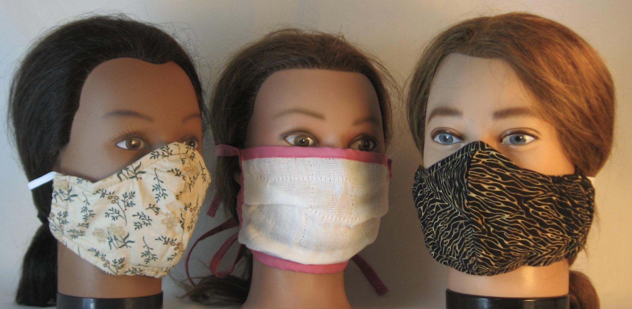 Face Masks 2+1