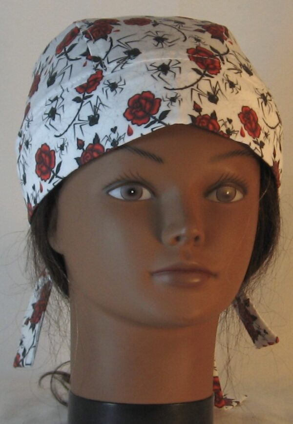 Do Rag in Black Widow Spiders and Red Roses - front