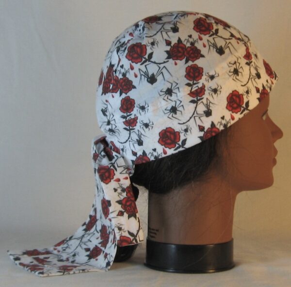 Do Rag in Black Widow Spiders and Red Roses - right