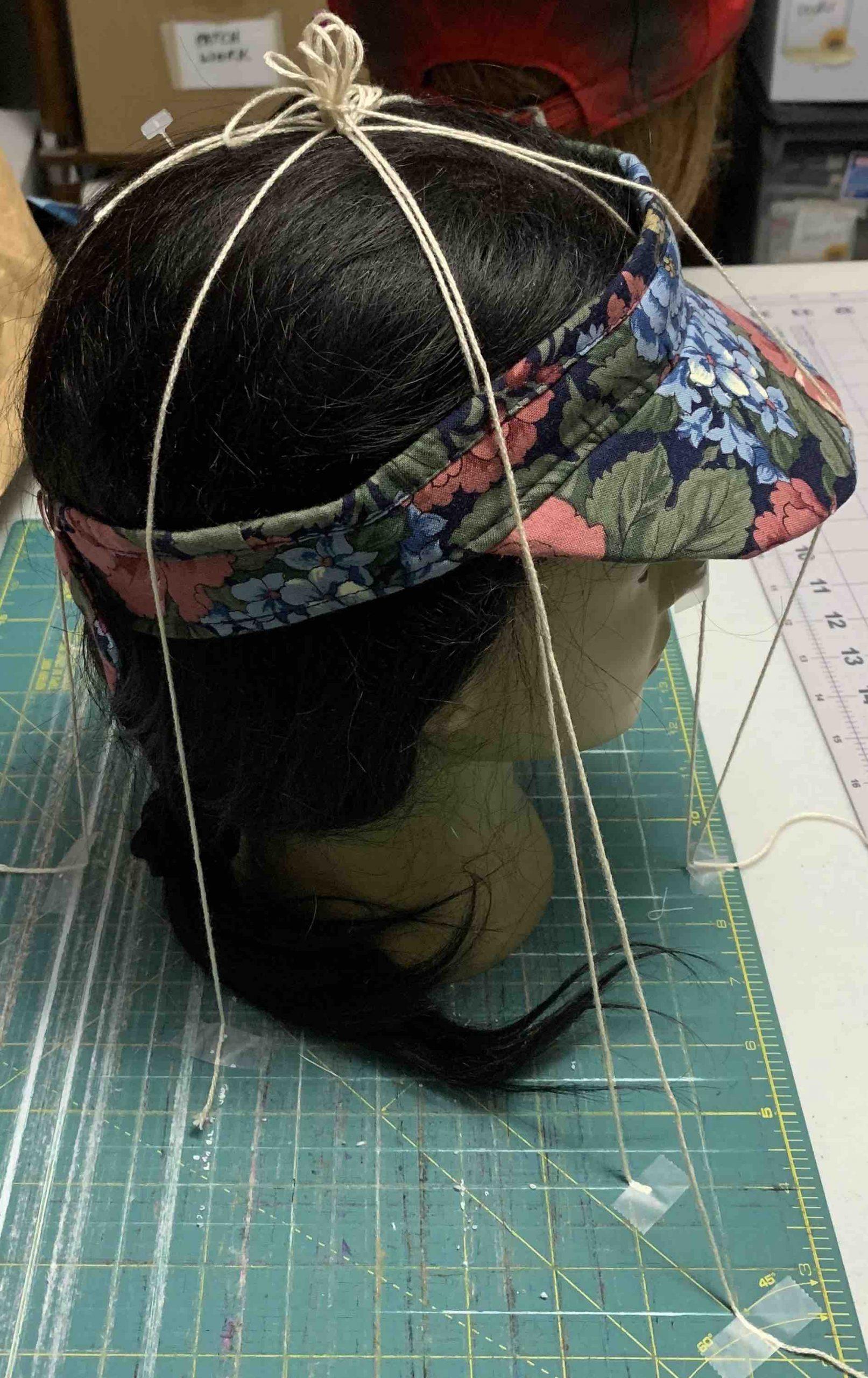 Duckbill Design with String