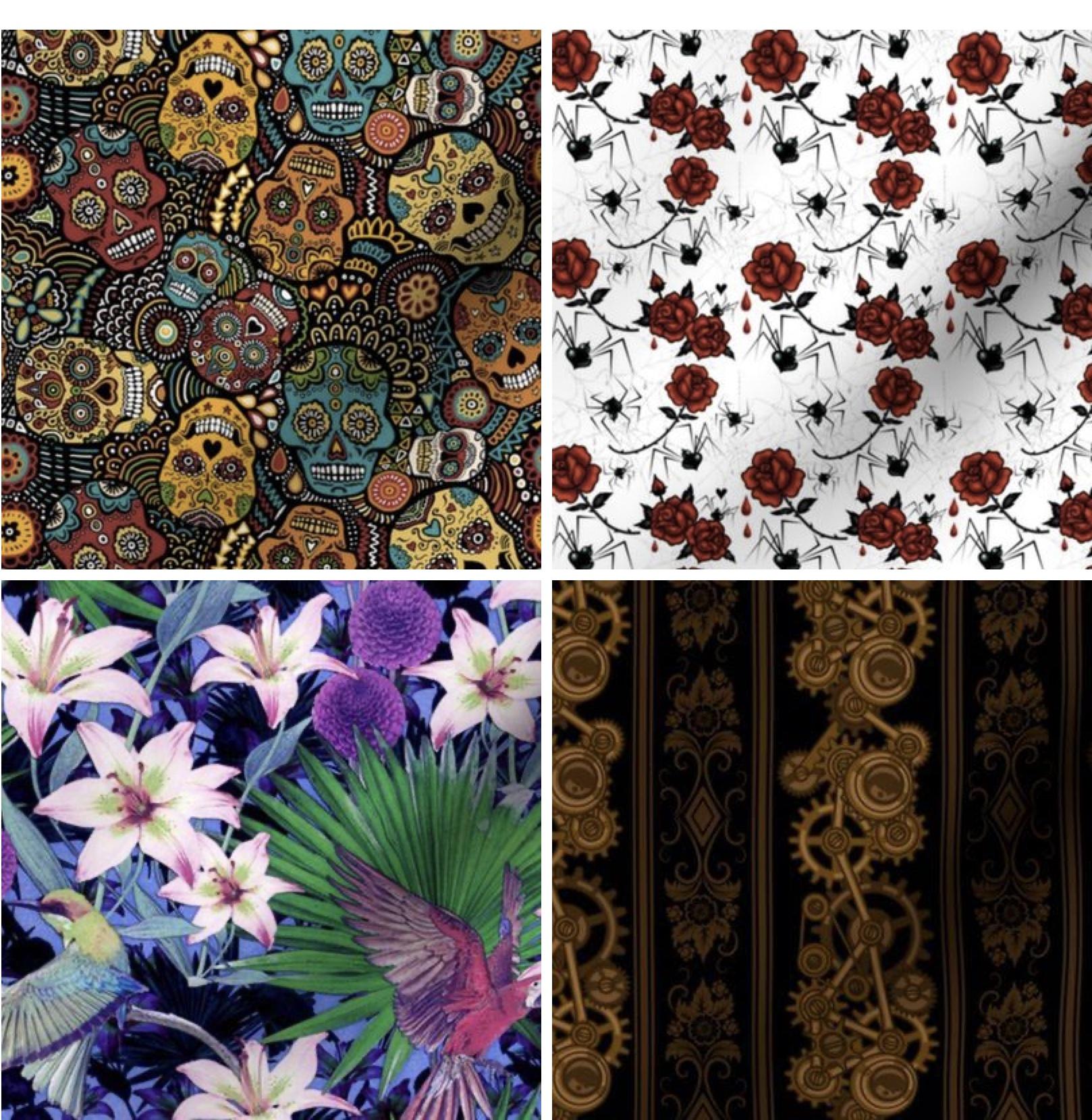 Folies Custom Prints Material Composit Pic