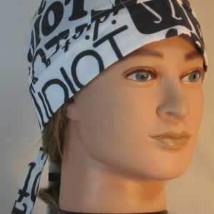 Do Rag in Idiot Repeat - front right